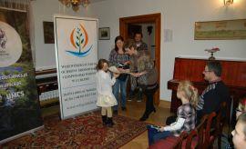 Konkurs Plastyczny 2014 - wręczenie nagród i dyplomów...