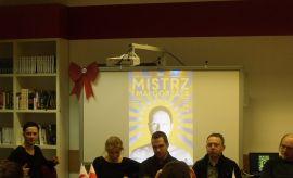 Spotkanie twórcami spektaklu Mistrz i Małgorzata