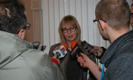 Uprawnienia dla Wydziału Politologii - konferencja prasowa
