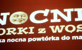 """""""Nocne korki z wosu""""!"""