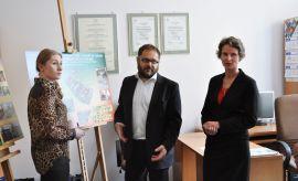 """Konkurs na projekt zagospodarowania strefy """"GeoArt""""..."""