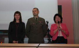 Spotkanie z Rzecznikiem Centrum Operacji Specjalnych