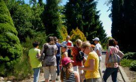 Niedzielny spacer z przewodnikiem - 7 czerwca 2015