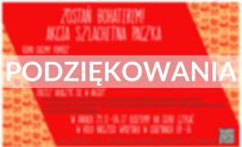 Zostań bohaterem! Akcja Szlachetna Paczka 2015 -...