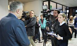 Z kamerą i mikrofonem, czyli ekipa TV UMCS w pracy!