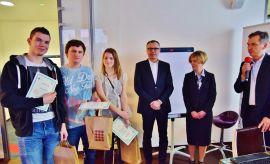 Projekt Business Game - nagroda dla Studentów Wydziału