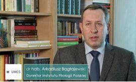 Wideorelacja z Drzwi Otwartych w Instytucie Filologii...