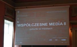 """""""Współczesne media – gatunki w mediach"""" – ogólnopolska..."""