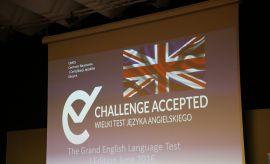 Wielki Test Języka Angielskiego na UMCS