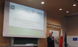 """Konferencja """"Mechanizmy funkcjonowania strefy euro"""""""