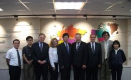 UMCS delegation visited Taiwan