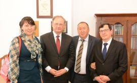Wizyta delegacji z Kazachstanu.