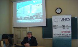 Dr Peter Birle, Ibero-Americanisches Institut, Berlin.
