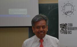 Prof. dr Jesús Tovar Mendoza, Centro de Investigación en...