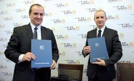 Umowa partnerska między UM Lublin a uczelniami
