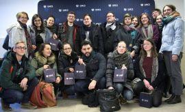 Wizyta studentów z Poczdamu (15-16.02.2017)