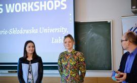 Warsztaty dla IX LO w Lublinie
