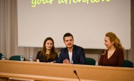"Konferencja ""Students' Corner 2017"""