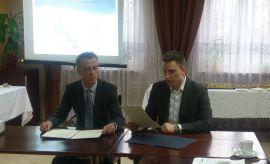 Prezentacja projektów i podpisanie porozumienia o...