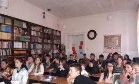 Зустрічі з учнями польських шкіл Львова