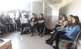 Warsztaty z języka angielskiego dla akademickiej klasy...