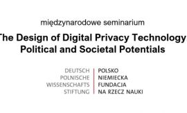 The Design of Digital Privacy Technology - międzynarodowe...