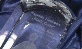 "Nagroda Naukowa ""Marii Curie"""