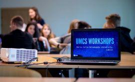 Warsztaty dla szkół u anglistów UMCS