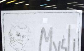 """""""Myśli Zbigniewa Herberta w rysunkach Bernarda..."""