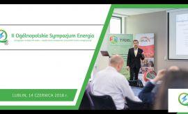 """II Ogólnopolskie Sympozjum Energia """"Energetyka na skalę..."""