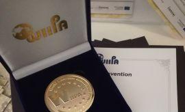 Targi: Concours Lepine - Francja 2018, Euroinvent -...