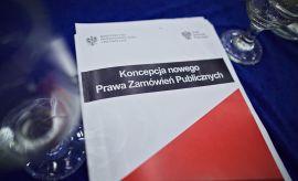 Konsultacje dotyczące koncepcji nowego Prawa Zamówień...