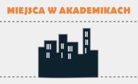Miejsca w akademikach - II tura składania wniosków (do...