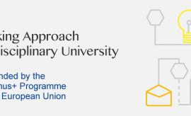 Międzynarodowe szkolenie z design thinking - zaproszenie