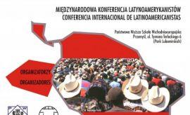 I Międzynarodowa Konferencja Latynoamerykanistyczna -...