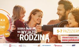 Polska Zobacz Więcej - weekend za pół ceny (5-7.10)