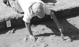 Wykopaliska w Klementowicach w obiektywie