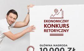 Zaproszenie do udziału w Ekonomicznym Konkursie Retorycznym