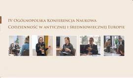 IV Ogólnopolska Konferencja Naukowa  Codzienność w...