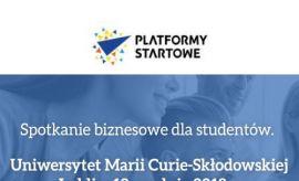 Polska Wschodnia na start! Spotkanie biznesowe