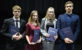 Studenci i doktoranci UMCS docenieni