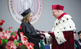 Promocje doktorskie na UMCS