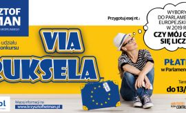 Ruszyła IV edycja konkursu VIA BRUKSELA!
