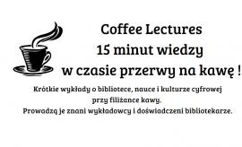 Coffee Lectures at the UMCS ! Pierwsze echa z zagranicy...