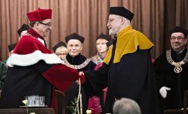 Prof. Jerzy M. Brzeziński doktorem honoris causa UMCS