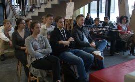 Coffee Lectures - krótkie wykłady przy kawie