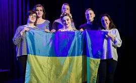 Репортаж TV UMCS з Culture Night- Україна