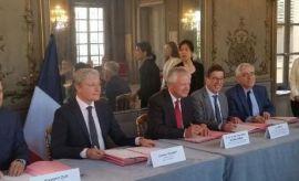 Podpisanie porozumienia o Centrum Europejskim UMCS,...