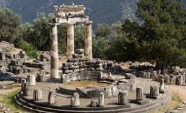 Wycieczka do Grecji-PELOPONEZ