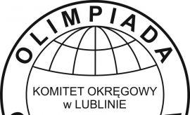 XLV Olimipada Geograficzna - etap okręgowy